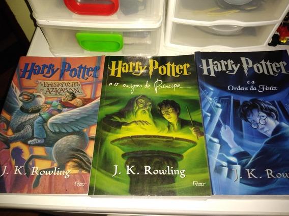 Box 3 Livros Harry Potter