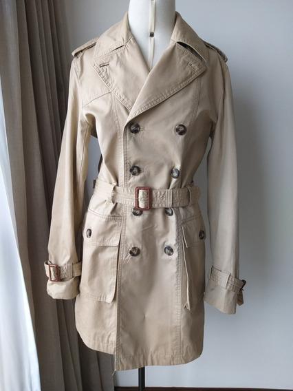 Trench Coat Casaco Sobretudo Marca H & M Tamanho 46