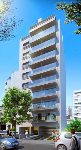 Apartamento 1 Dormitorio, Comodidades, Garage Opc. Pocitos