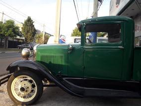 Ford A Pick Up 1930 #oportunidad# (restaurada A Terminar)