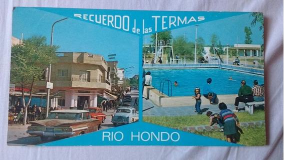 Tarjetas Postales De Las Termas De Río Hondo