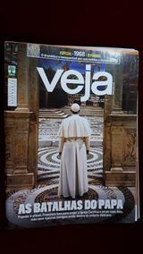 Revista Veja. As Batalhas Do Papa Francisco.