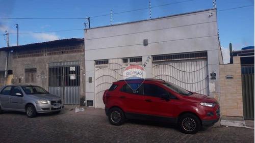 Casa Com Cozinha Projetada E 3 Dormitórios À Venda, 115 M² - Quintas - Natal/rn - Ca0156