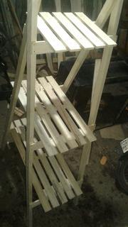 Escalera Jardinera