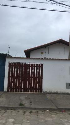 Casa Em Itanhaém Lado Morro Com Escritura Ref 4613
