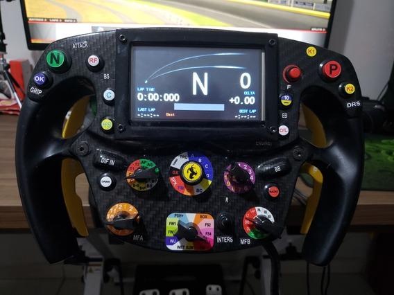 Volante Ferrari Sf70h