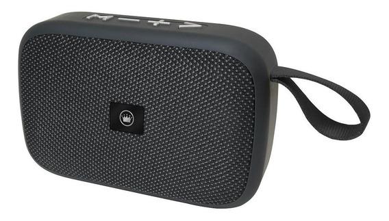 Caixa De Som Bluetooth K310 Preta