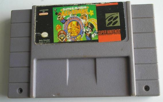 Super Mario All Star (4 Em 1) Super Nintendo Paralela Usada