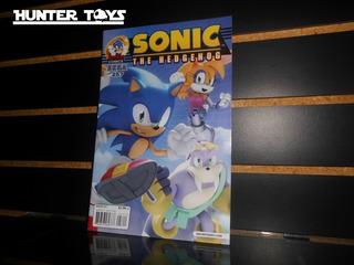 Sonic The Hedgehog, Comic Numero 257, Archie, Tel. 35846340