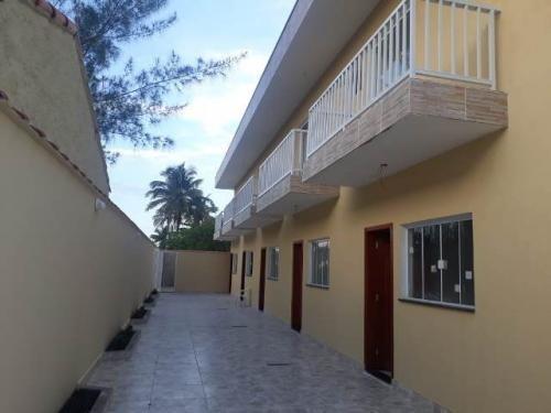 Casa Em Condomínio À 60 Metros Do Mar - Itanhaém 7080 P.c.x
