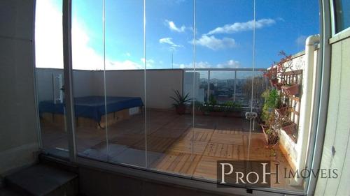 Imagem 1 de 14 de Cobertura Duplex 3 Dorms E Lazer Completo - R$ 1.600.000,00
