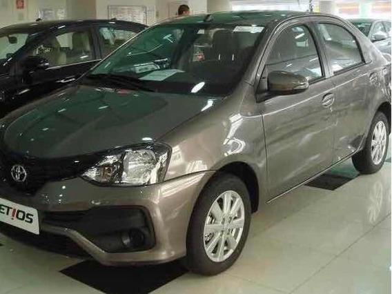 Toyota Etios 1.5 X Plus 16v Aut. 5p 2019