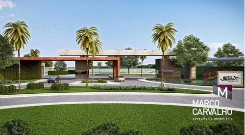 Casa À Venda, 180 M² Por R$ 1.300.000,00 - Condominio Residencial Jardins De Monet - Marília/sp - Ca0674
