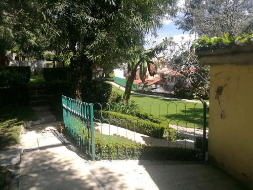 Imagen 1 de 14 de Venta Casa Bosques De Las Lomas Cas_1078 Am