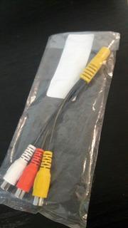Cable Rca A Miniplug