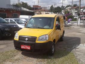 Fiat Doblo Cargo 2011 Completa Ar E Direção Porta Lateral