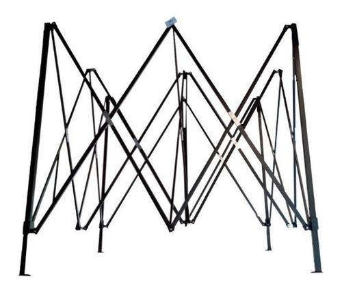 Estructura Para Toldo Carpa 2x2 Mts Dasel