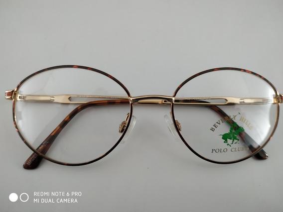 Óculos #receituário Metal #gatinho Po 8501ov-g