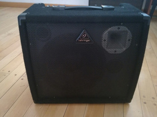 Behringer Ultratone K1800fx 180-watt Amplificador De 4canal