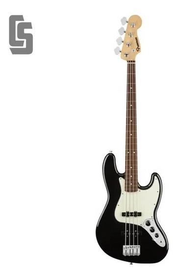 Bajo Eléctrico Freeman Fjb200 Tipo Jazz Bass Negro