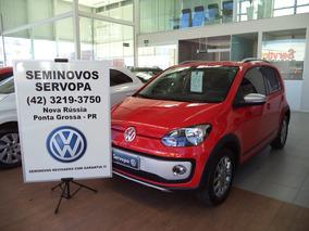 Volkswagen Up Cross 1.0 I-motion 2015