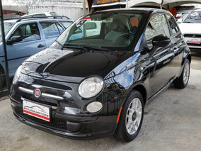 Fiat 500 Cult 1.4 8v Flex 2p Dualogic