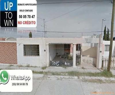 Casa En Remate Hipotecario La Cuesta/jesús María/ags. (7221)