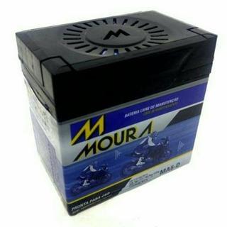 Bateria Moto Moura Ma5-d - Honda Cg Fan -titan 125 / 150 5ah
