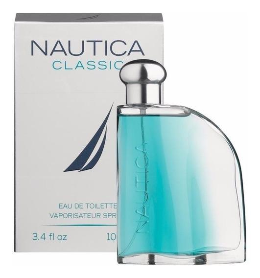 Perfume Nautica Classic Masculino 100ml Edt - Lacrado