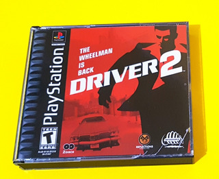 Driver 2 Ps1