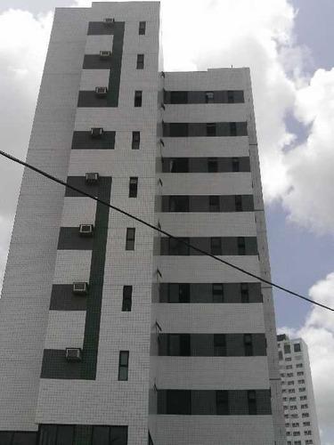 Apartamento Em Lagoa Nova 102m²