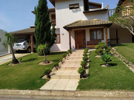 Lindo Sobrado Condominio Villagio Das Flores 285m2 3 Dorms 1 Suite - Aceita Permuta Até 600mil. - So00205 - 34481074