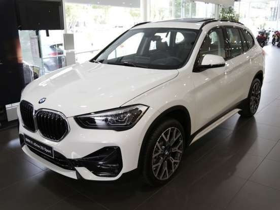 Bmw X1 2.0 Turbo Activeflex Xdrive25i Sport Aut 2020