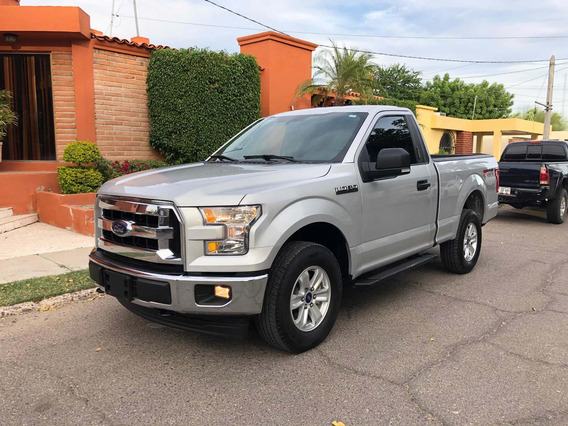 Ford Lobo 5.0l Cabina Regular Xlt V8 4x4 At 2017