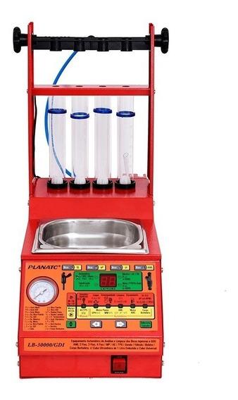 Maquina Teste/limpeza Bico Padrao/gdi Lb30000/gdi Planatc