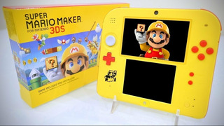 Nintendo 2ds (120) Super Mario Maker 3ds Chacao