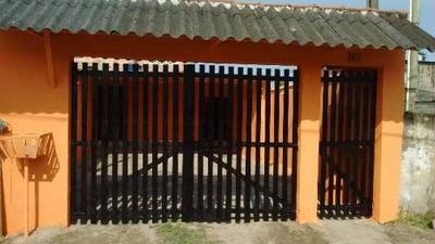 Casa Na Praia Em Itanhaém , Confira!!! Ref: 5550 J.k