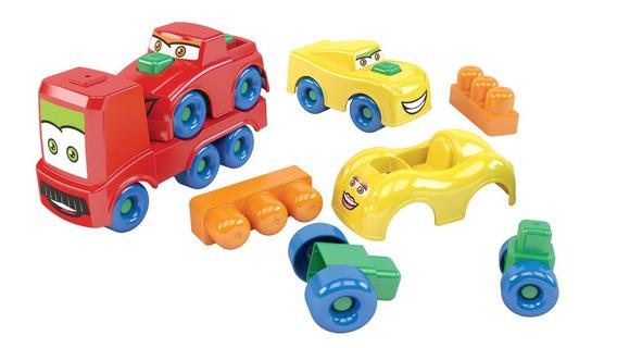 Lego Brinquedo Educativo Cars Show