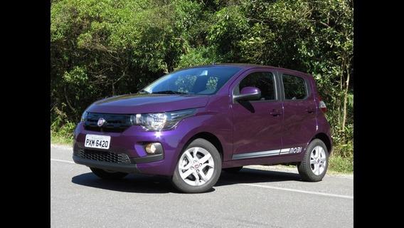 Fiat Mobi 0km $60000 + Cuotas Solo Dni Promo Online *