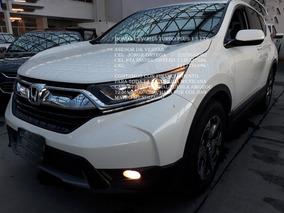 Honda Cr-v 1.5 Turbo Plus Cvt 2018 4 Cil Aut 1.5 Turbo