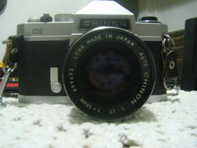 Câmera Fotográfica Chinon Cs