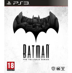 Batman The Telltale Series Completo Ps3 Psn Envio Na Hora