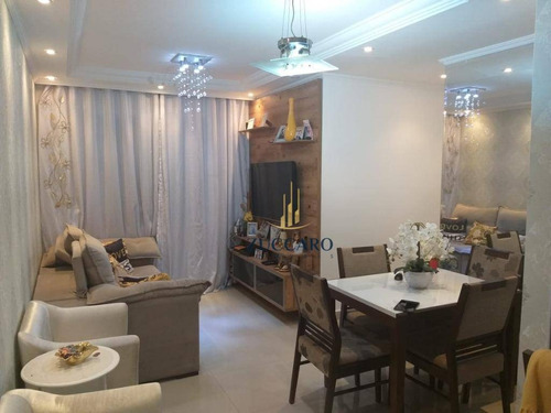 Apartamento À Venda, 54 M² Por R$ 300.000,00 - Ponte Grande - Guarulhos/sp - Ap16095