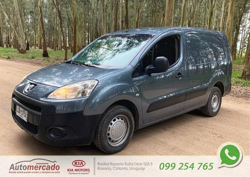 Peugeot Partner Partner B9 1.6 2012 Muy Buen Estado!