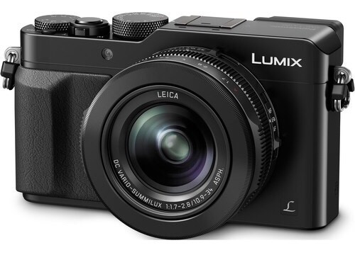 Panasonic Lumix Dmc-lx100 Digital Camera Frete Gratis