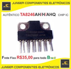 Ta8246ah = Ta8246h = Ta8246ahq = Ta8216 - Para Som Panasonic