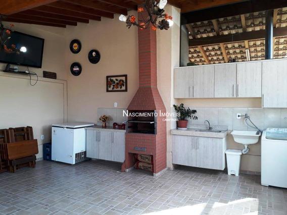 Cobertura Residencial À Venda, Parque Prado, Campinas. - Co0081