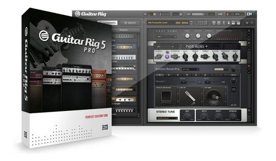 Guitar Rig 5 Pro - Envio Imediato