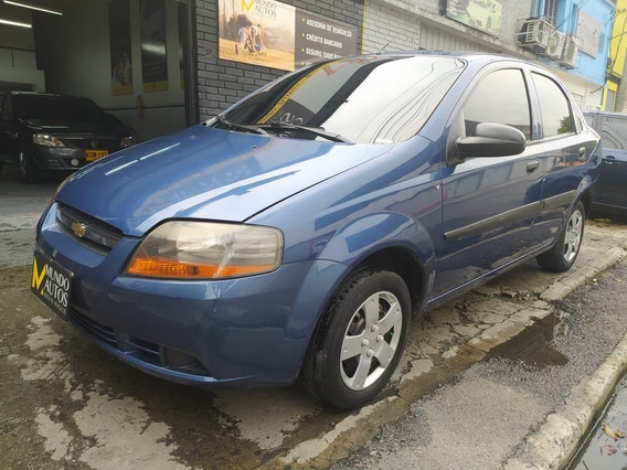 Chevrolet Aveo Mt 1.6cc Full