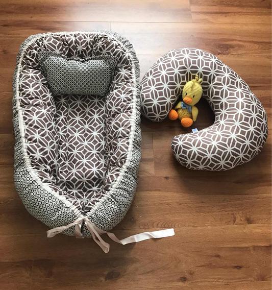 Nido De Bebé Con Almohada De Lactancia